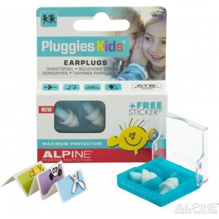 Gehörschutz Alpine Pluggies, Gehörschutz für Kinder