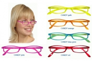 Candy Lesebrille Rot