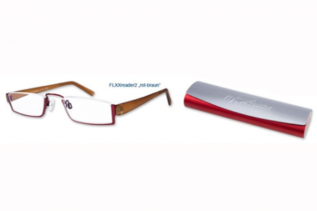 FLXX reader2 Rot/Braun