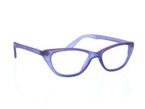 Grease Lesebrille Blue-Pink, doppelfarbig, frech und leicht