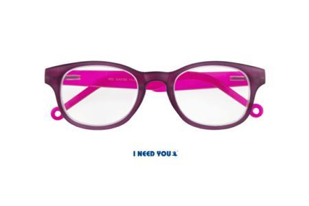 Rio Lesebrille Violet / Pink