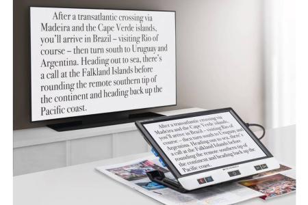 Visolux Digital XL FHD Bildschirmlesegerät
