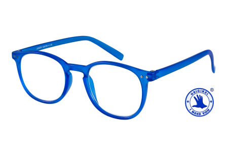 Junior Lesebrille in Blau