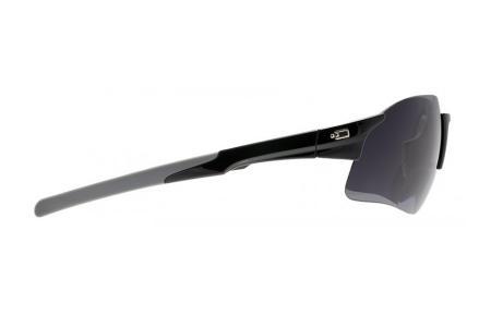 Dual Eyewear FL1 Black Lese-Sonnenbrille
