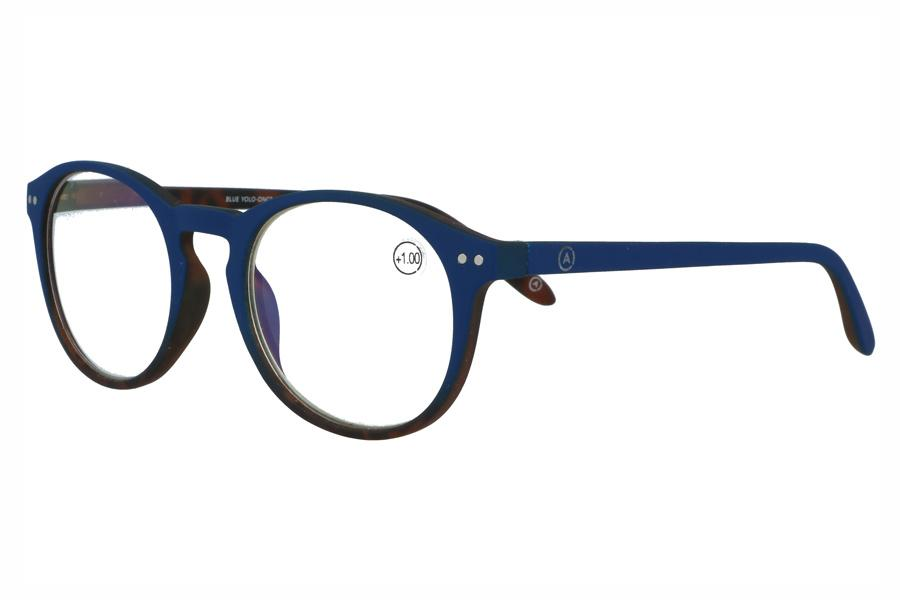 Image of Aptica Blue Yolo Once Lesebrille