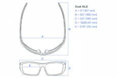 Dual Power Eyewear SL2 Lesebrille