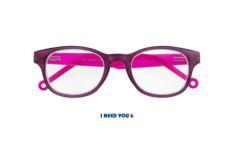 Rio Lesebrille, Violet-Pink