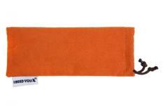 Doktor Lesebrille Selection Orange- Braun, zweifarbig im intelektuellen Nerd-Style