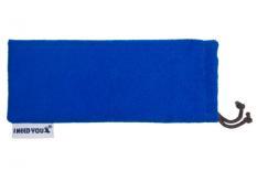 Doktor Lesebrille Selection Blau/Blau, zweifarbig im intelektuellen Nerd-Style