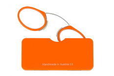 Seeoo Classic Orange Lesebrille