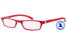 Zipper Lesebrille in Limited Rot