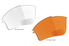 Dual Power Eyewear G5 Lese-Sonnenbrille